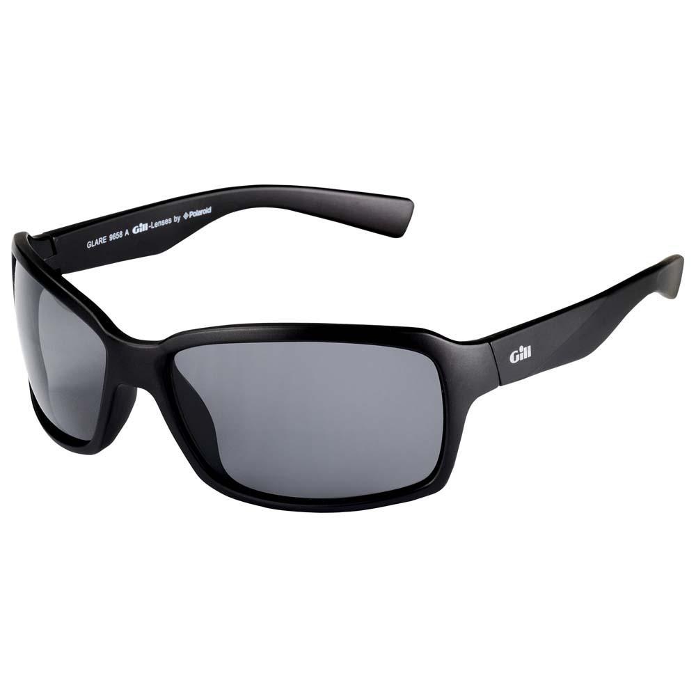 sonnenbrillen-gill-glare-sunglasses-one-size-matt-black-smoke