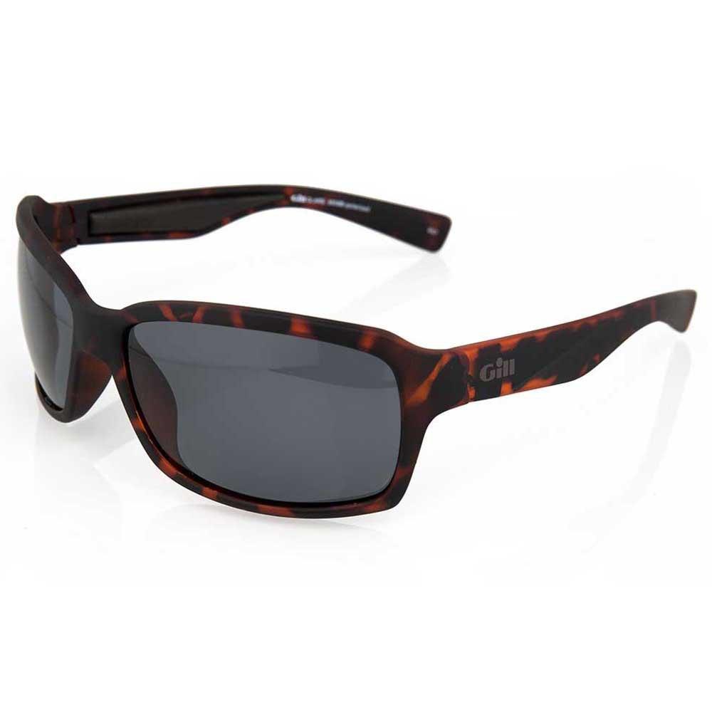 sonnenbrillen-gill-glare-sunglasses-one-size-matt-tortoise-smoke