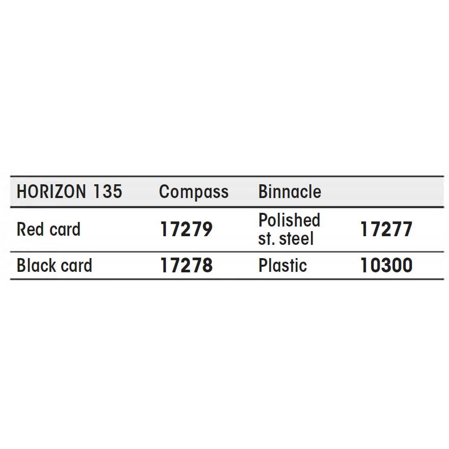 Plastimo Horizon 135 Black buy and offers on Waveinn