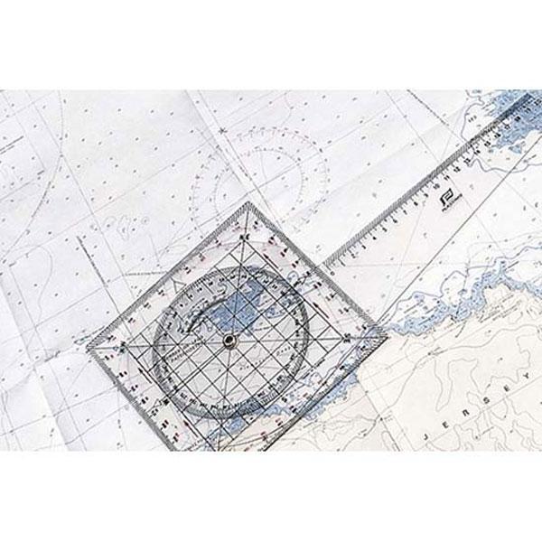 Accessoires - cartes nautiques Plastimo Portland Navigational Plotter
