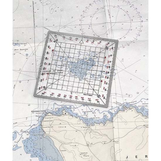 navigation-plastimo-portland-protractor