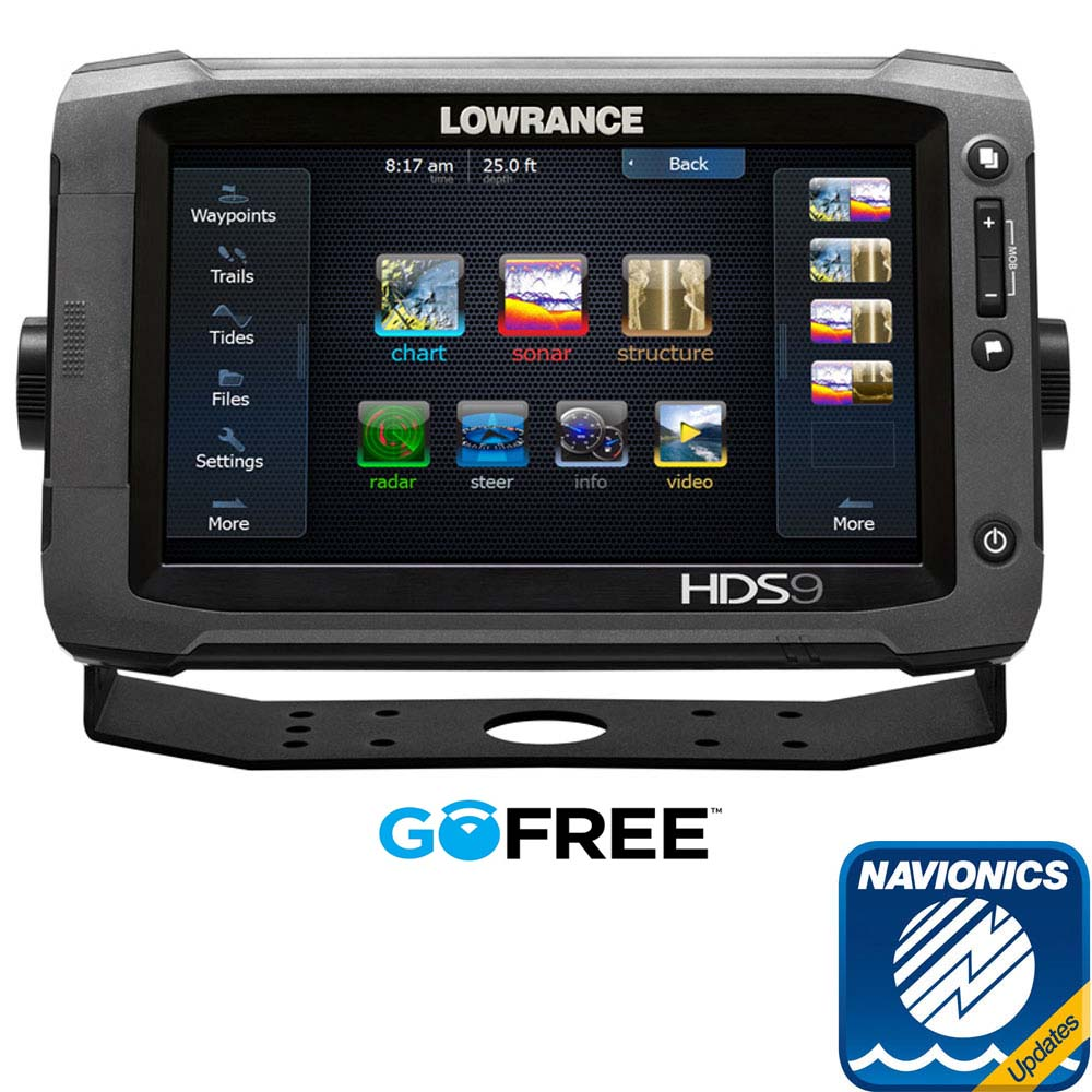 Lowrance Hds 9 Gen2 Touch Navionics Buy And Offers On Waveinn Sonichub Wiring Diagram