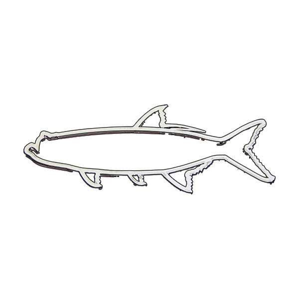 Stickerup Sticker Tarpon