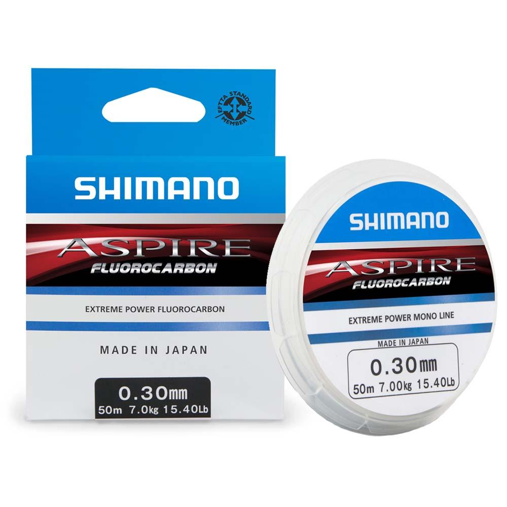 angelschnure-shimano-aspire-fluorocarbon-50m