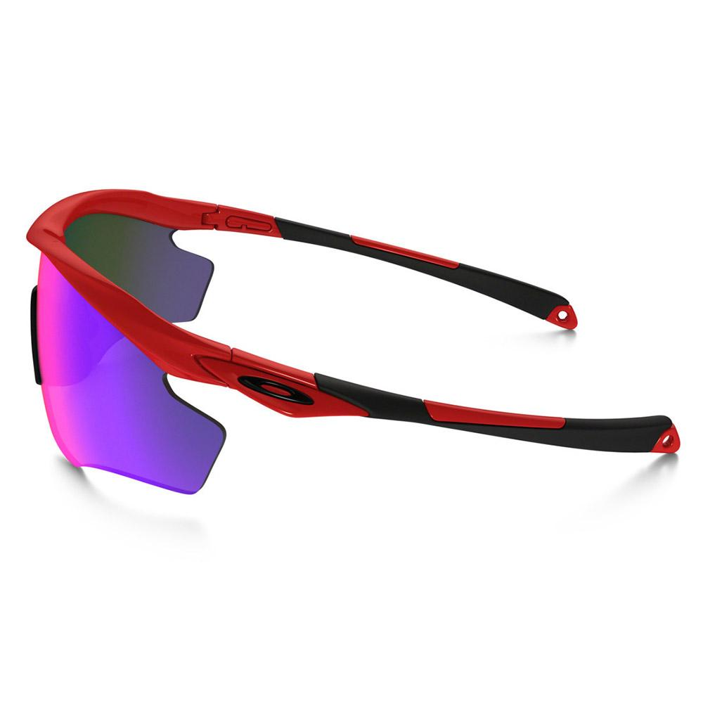 Oakley M2 Frame XL W/ Positive Red Iridium