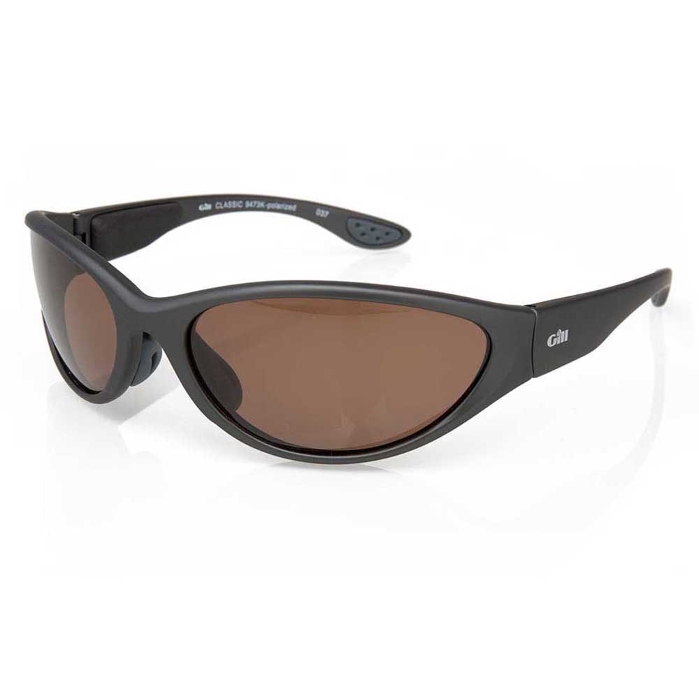 sonnenbrillen-gill-classic-sunglasses-one-size-matt-grey