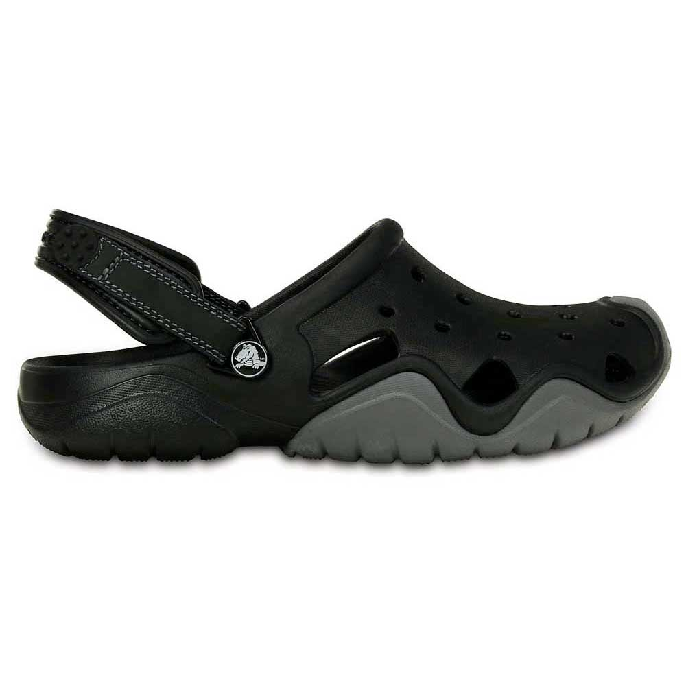 93dc151a5b9 Crocs Swiftwater Clog Black buy and offers on Waveinn