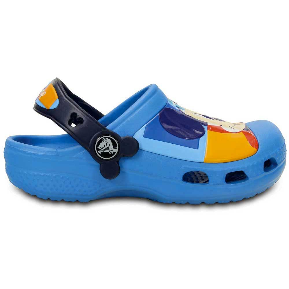 Crocs Cc Mickey Colorblock Clog