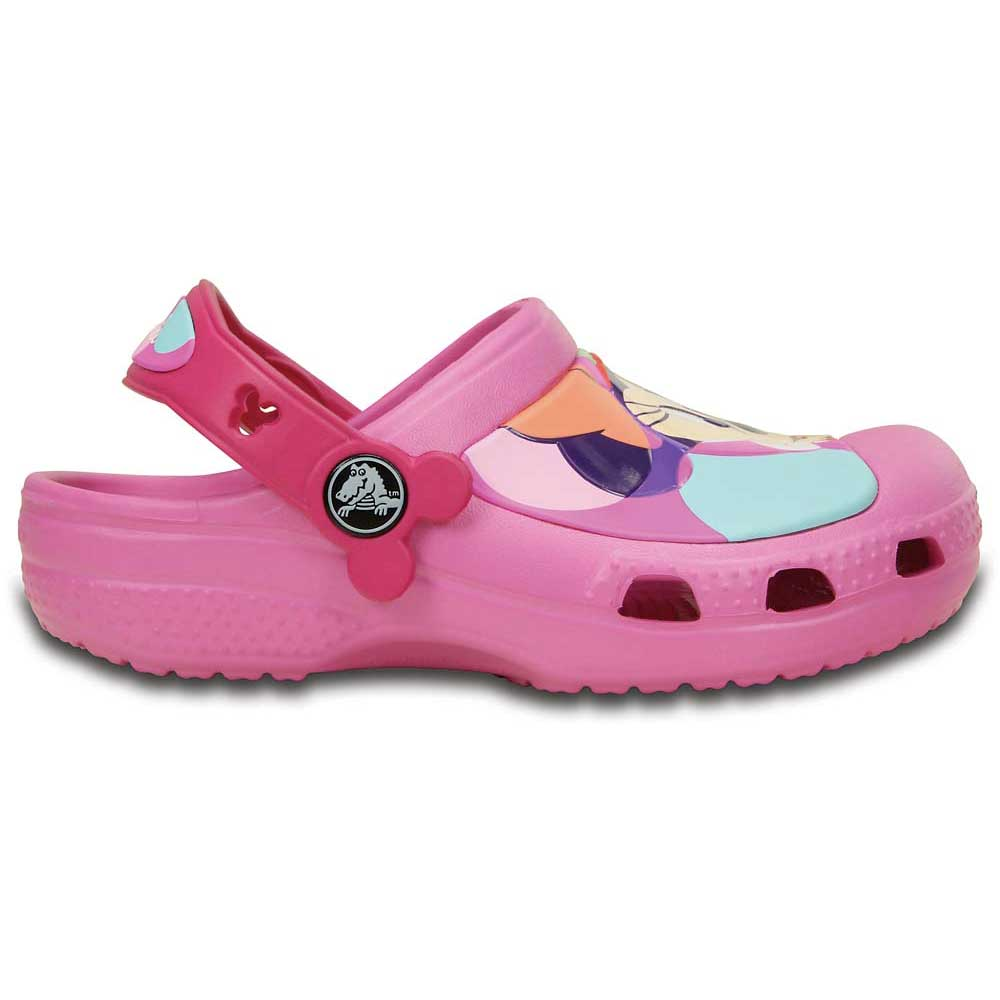 Crocs Cc Minnie Colorblock Clog