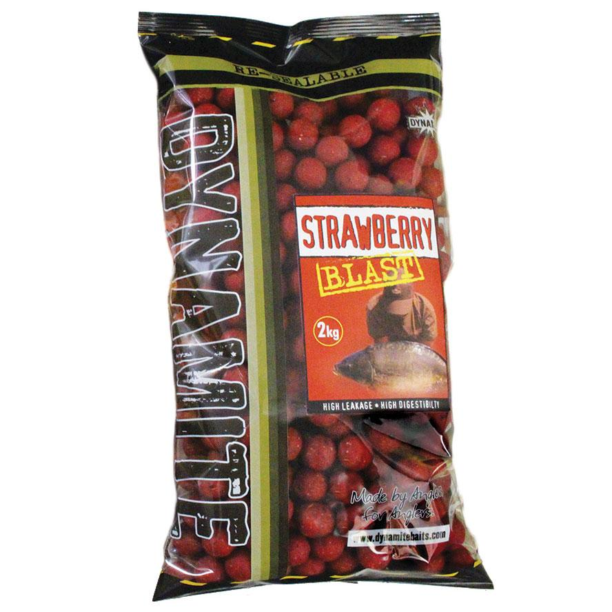 Dynamite baits Boilies Strawberry