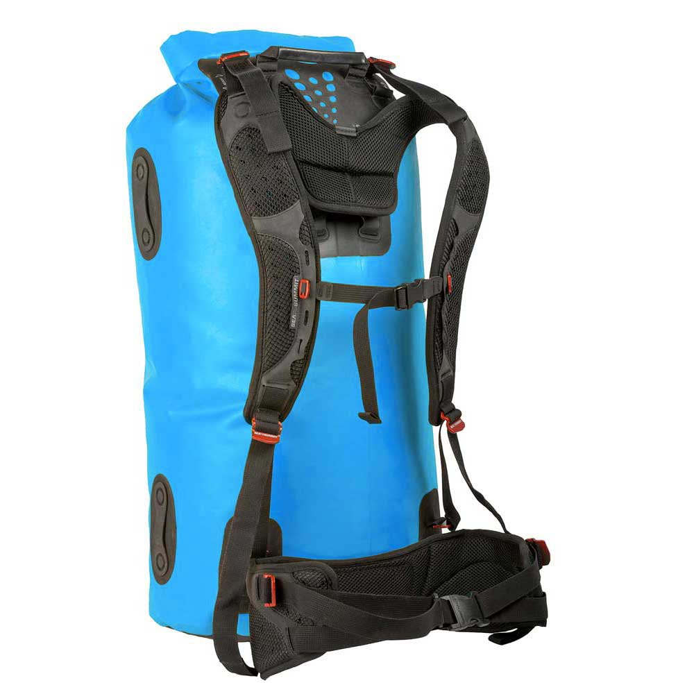 318d40be0f6d Sea to summit Hydraulic Dry Bag with Harness 90L Blue