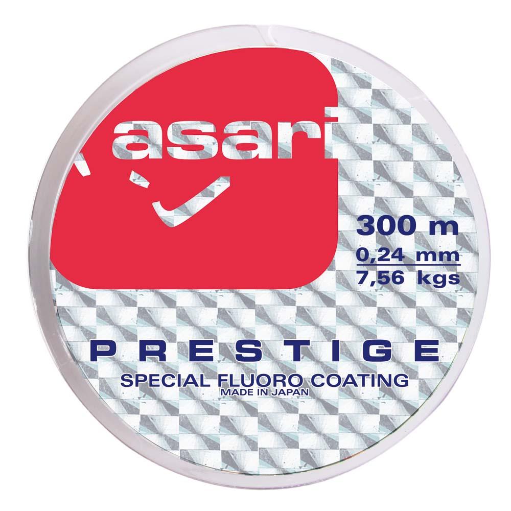 Farbe Transparent Asari/ Gr/ö/ße 0.300/mm /Fluorocarbon Coating 250