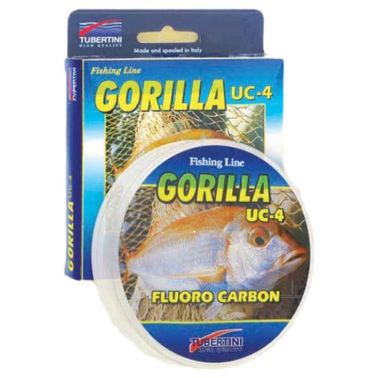 angelschnure-tubertini-gorilla-uc-4-fluorocarbon-350m, 15.95 EUR @ waveinn-deutschland