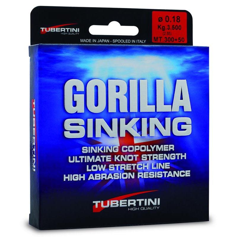 angelschnure-tubertini-gorilla-sinking-350m