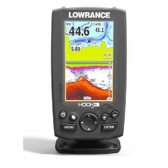 Lowrance Hook 4 Downscan