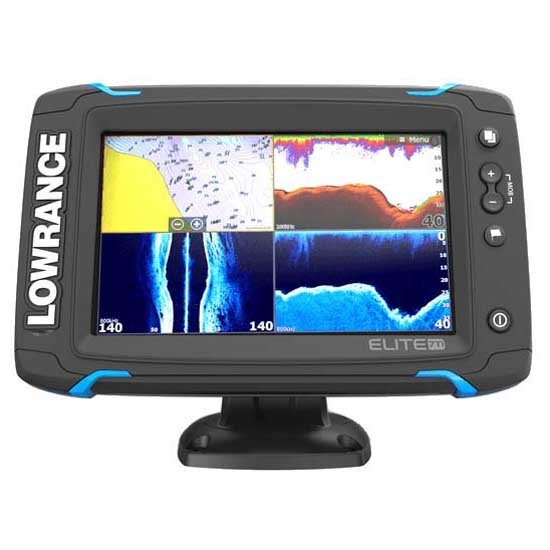Lowrance Elite 7 Ti Downscan