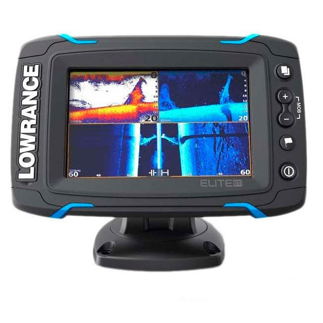Lowrance Elite 5 Ti Downscan