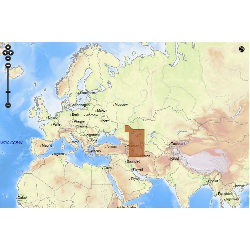 N+ Wide Hokkaido And Sakhalin Island, Waveinn