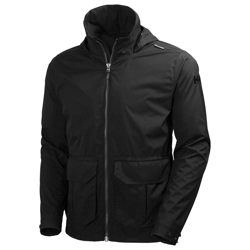 Helly hansen mens nautical helly tech jacket black