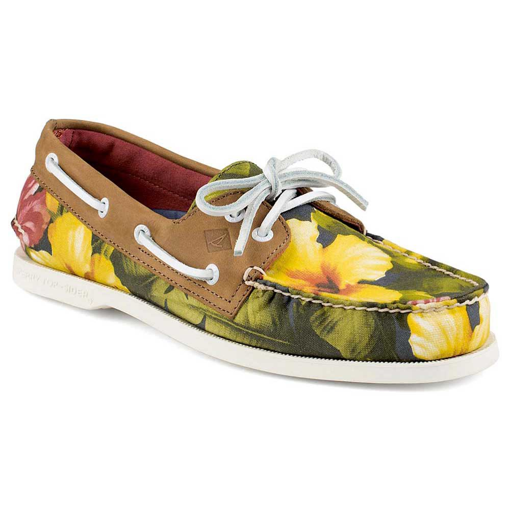Sperry Authentic Original 2 Eye Floral