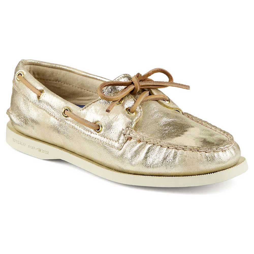 Sperry Authentic Original 2 Eye Metallic