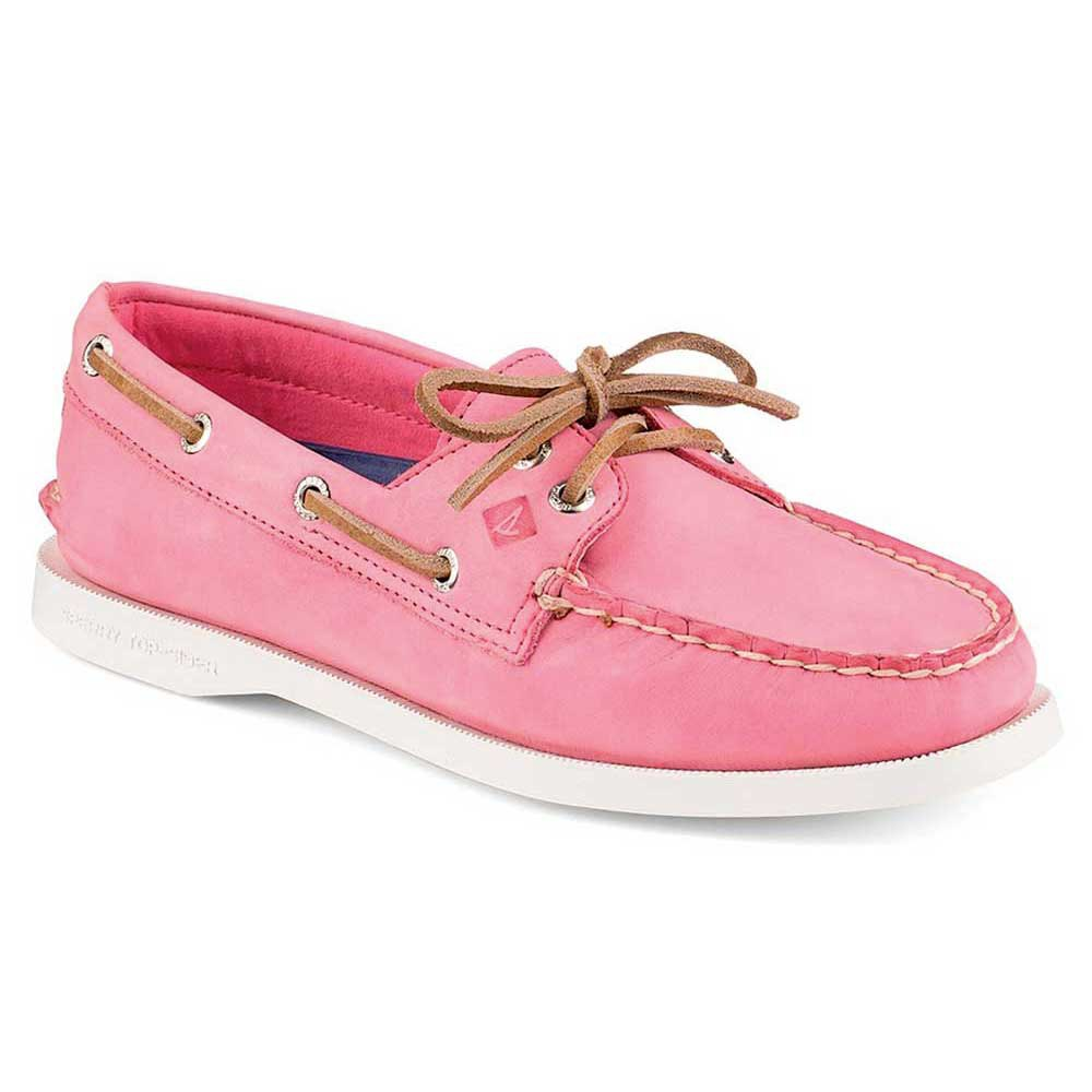 Sperry Authentic Original 2 Eye Wax Leather