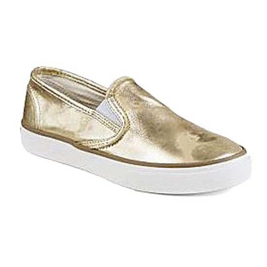 Sperry Seaside Metallic