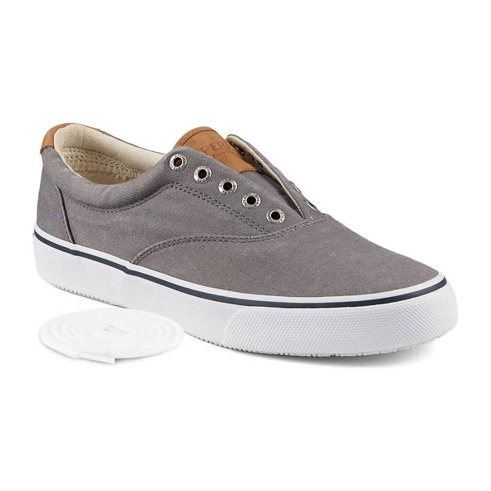 Sperry Striper CVO Salt Washed Twill Sneaker
