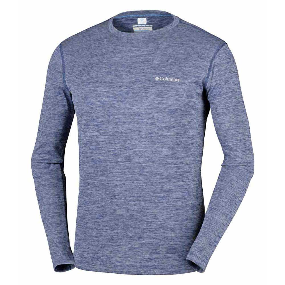 24e32657933 Columbia Zero Rules L/S Shirt Grey buy and offers on Waveinn