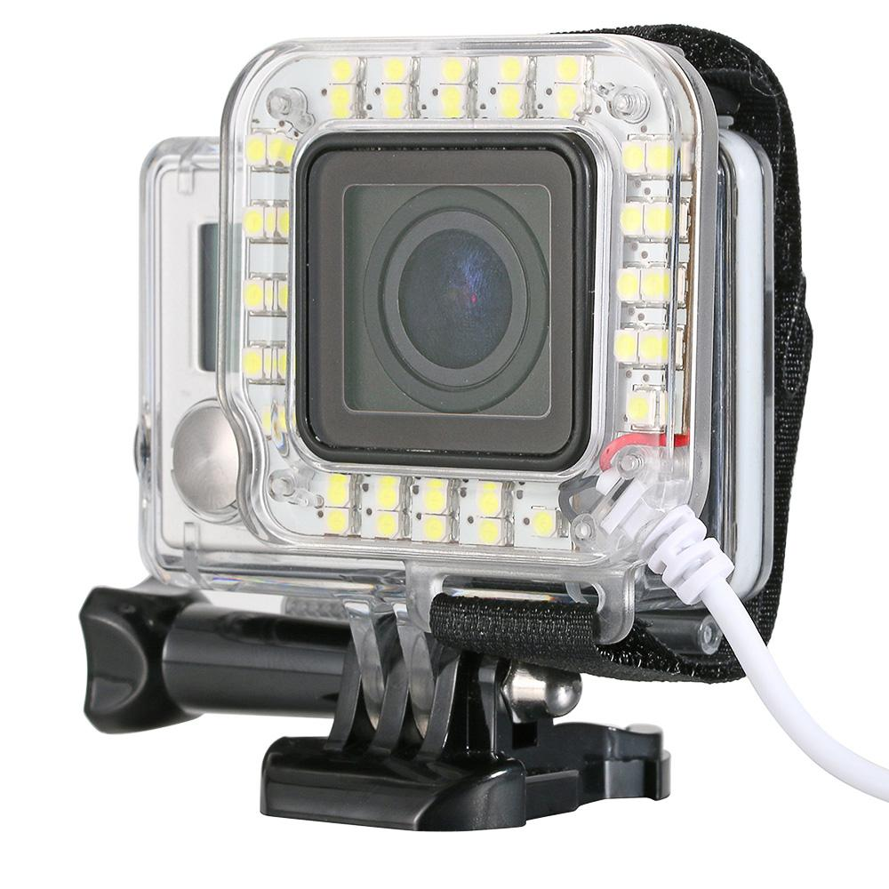 Action outdoor Lens LED Ring