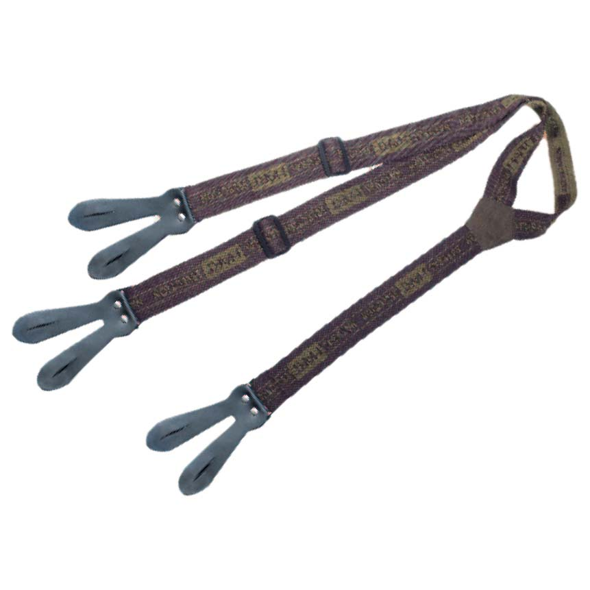 Hart Leather Joint Suspenders