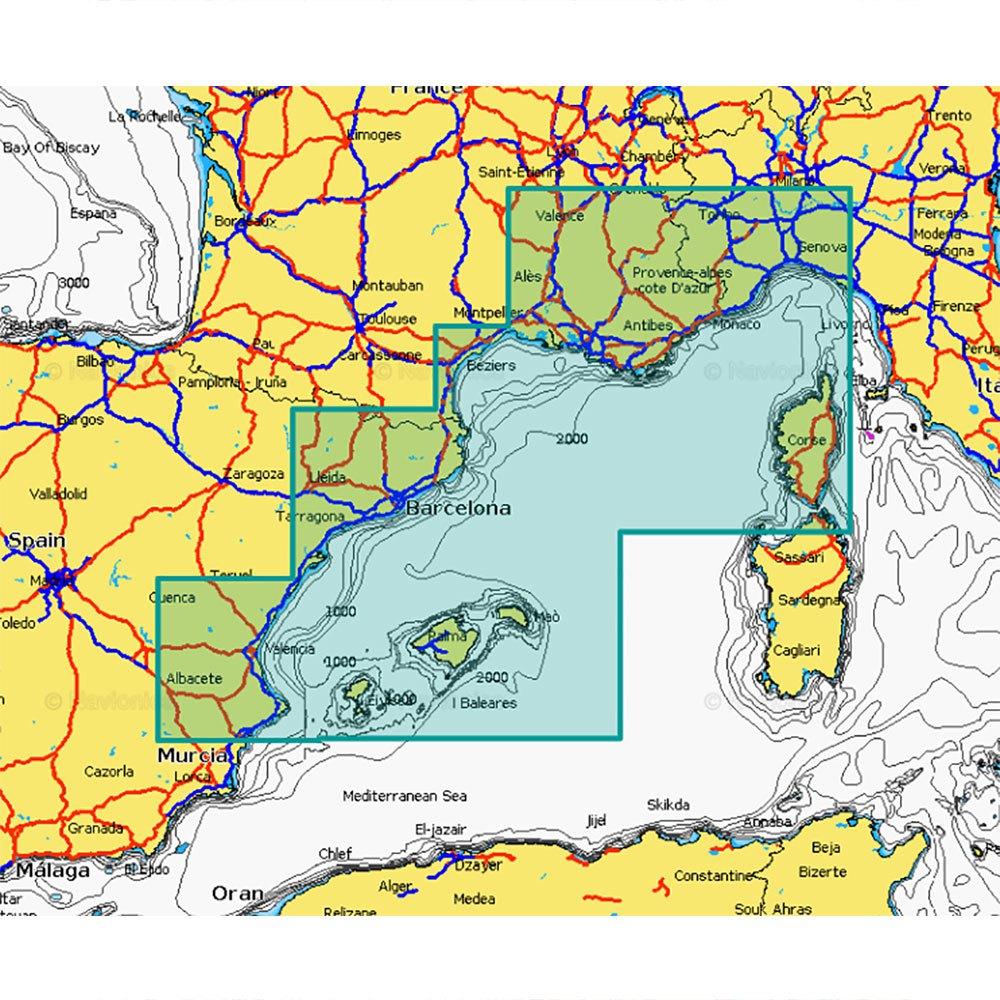 kartographie-navionics-platinum-xl-mediterranean-north-west
