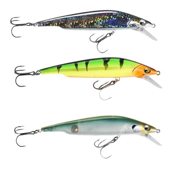 Sebile Bull Minnow 152
