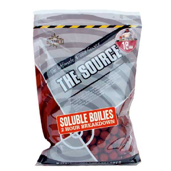 Dynamite baits The Source Soluble Boilie