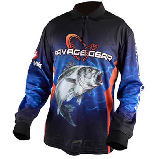 Savage gear Tournament Jersey Seabass Tuna
