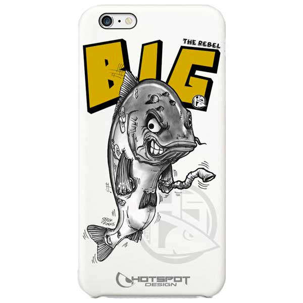 Hotspot design Rebels Big for iPhone6 Plus