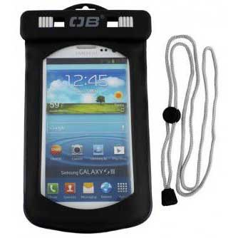 Overboard Waterproof Small Phone Case & Bike Mount