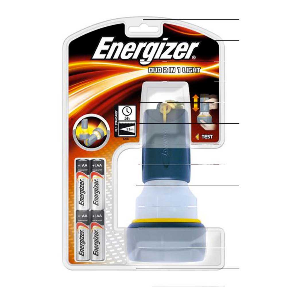 Energizer FL Duo 2 to 1 4AA