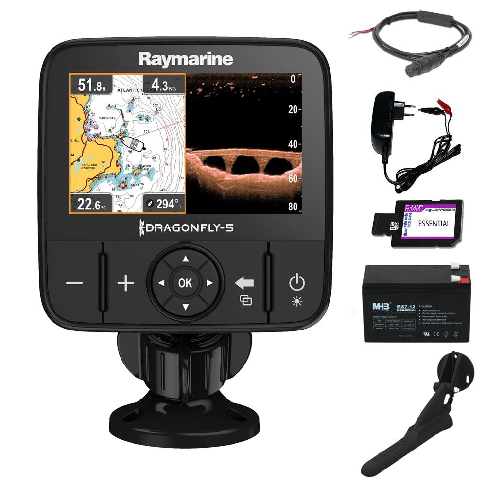 Raymarine Dragonfly 5 PRO PACK Black buy and offers on Waveinn