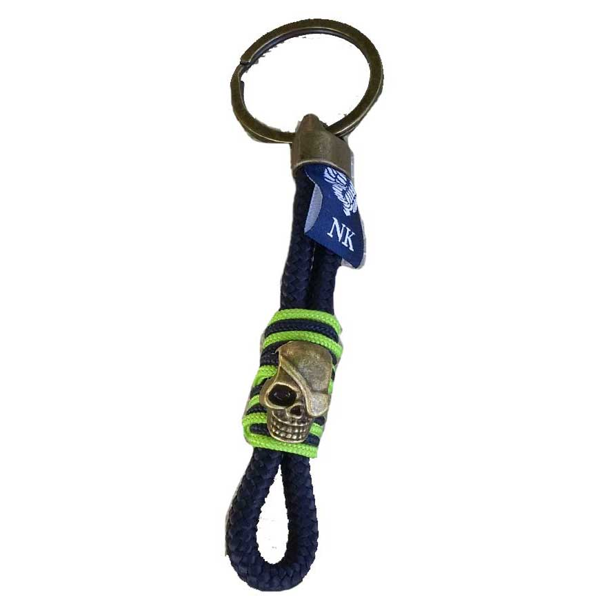 Nautiknot Mix Anchor Keychain