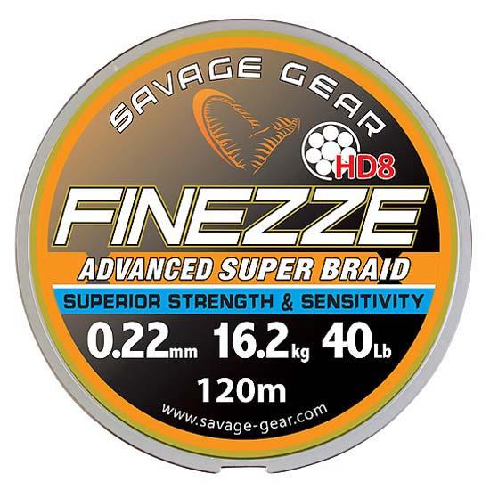 Savage gear Finezze HD8 Braid 120