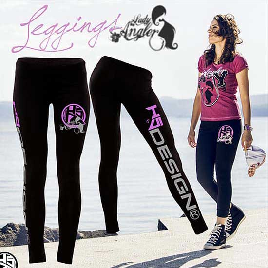 HOTSPOT DESIGN/ Leggings Lady Angler Size S