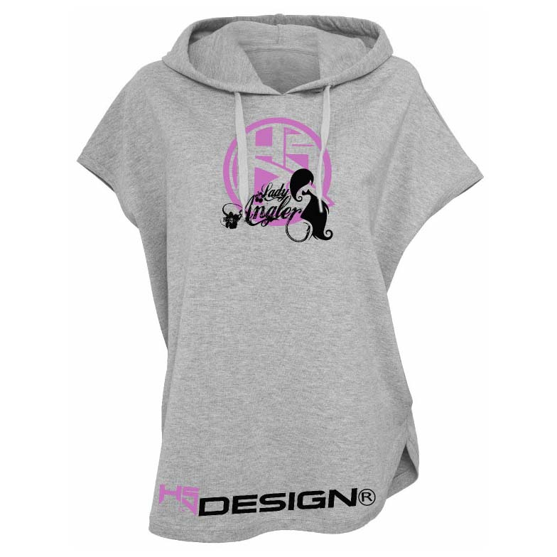Hotspot design Sleeveless Hoody Lady Angler