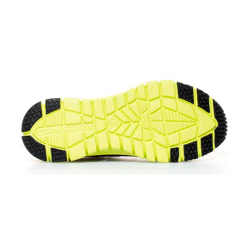 6c2fddb8fd1c Crosskix APX Charcoal Lime Grey buy and offers on Waveinn