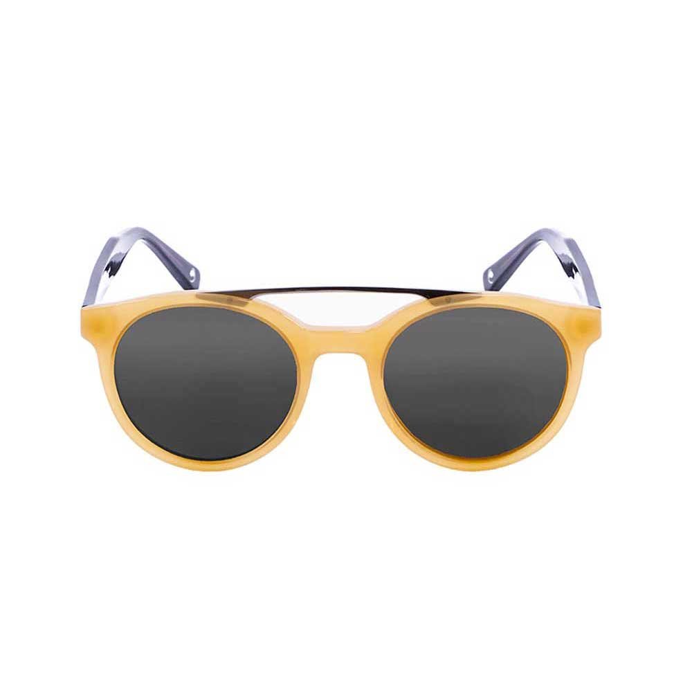 sonnenbrillen-ocean-sunglasses-tiburon-one-size-transparent-coffe