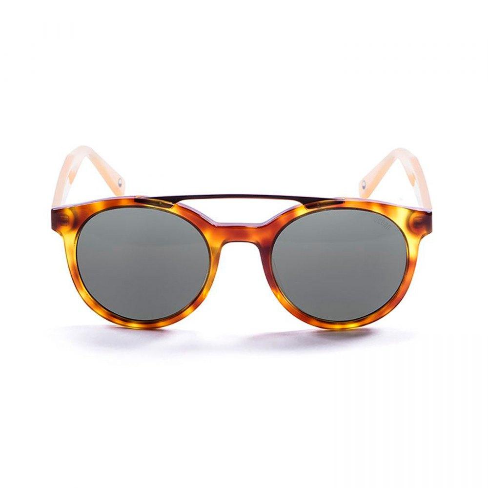 sonnenbrillen-ocean-sunglasses-tiburon-one-size-demy-brown