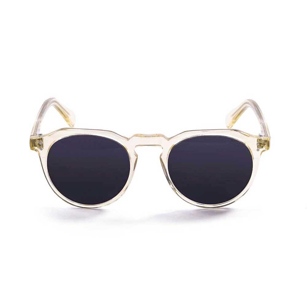 sonnenbrillen-ocean-sunglasses-cyclops-one-size-white-gold-transparent