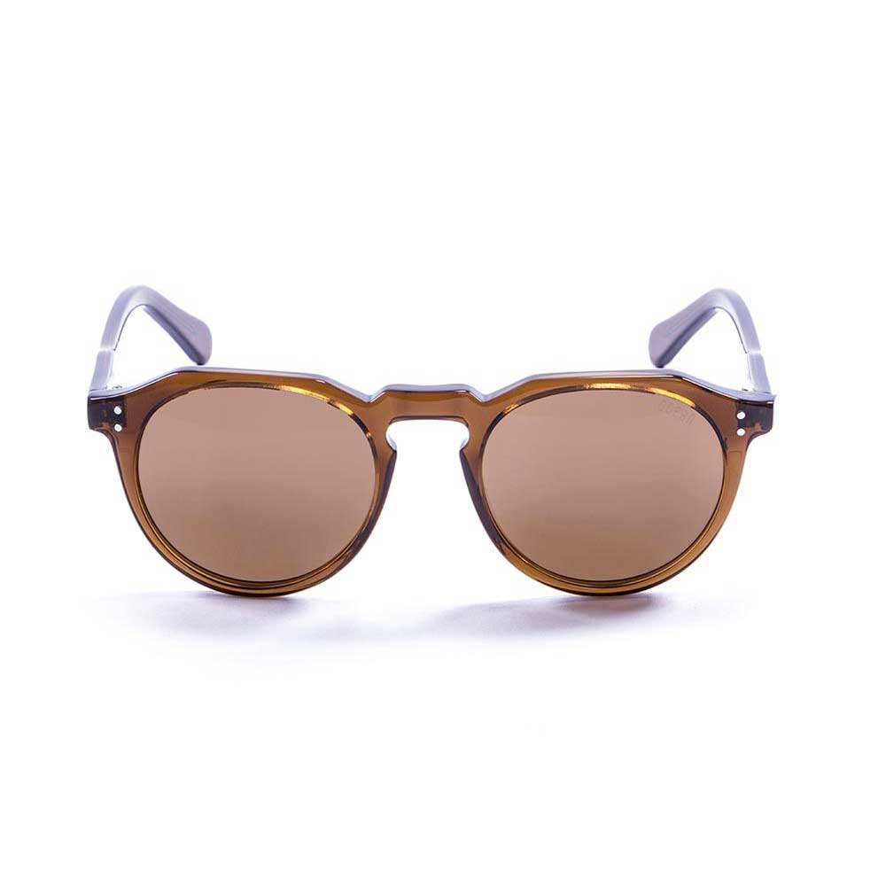 sonnenbrillen-ocean-sunglasses-cyclops-one-size-dark-brown-transparent