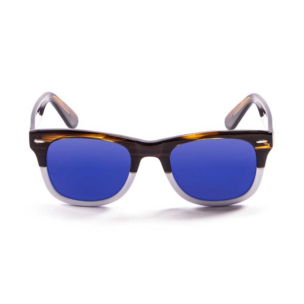 sonnenbrillen-ocean-sunglasses-lowers-one-size-brown-white-blue