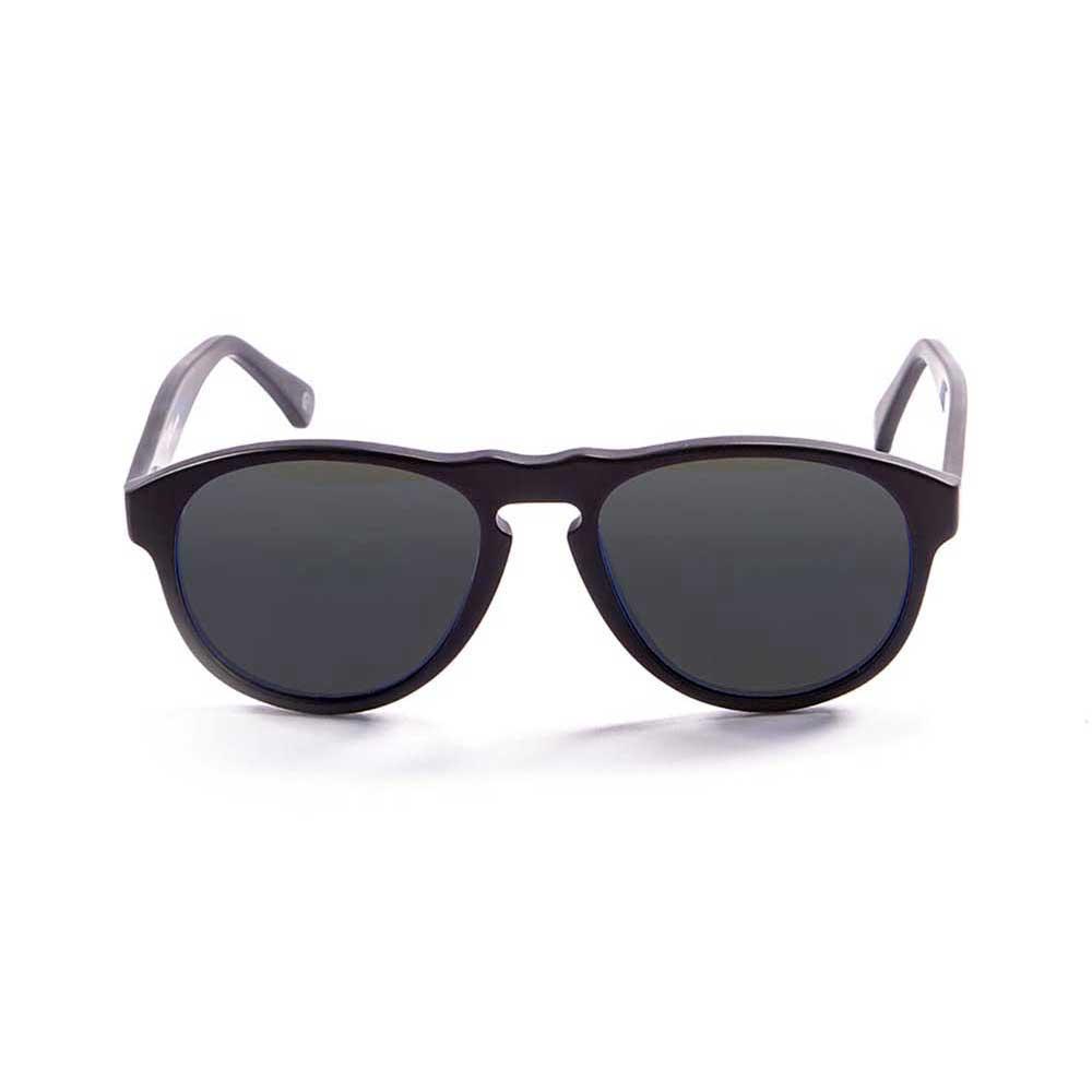 sonnenbrillen-ocean-sunglasses-washington-one-size-matte-black-smoke